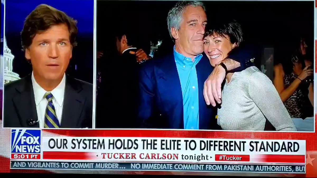 Tucker Carlson Grills Alan Dershowitz Over Rape Allegations, Defense of Epstein 3mCWsJQX0UBu5Br2