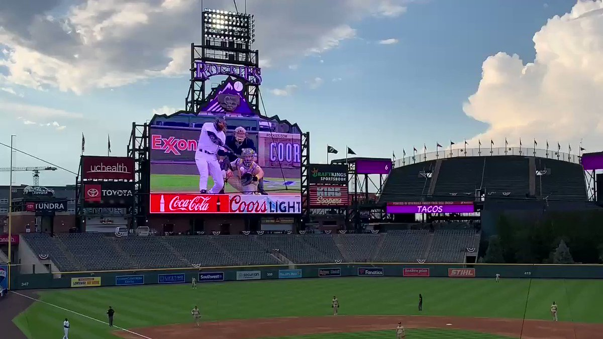 @TroyRenck's photo on #Rockies