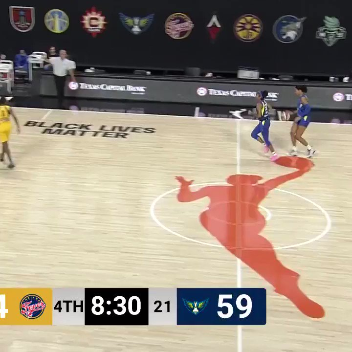23 PTS, 17 REBS and a W  No. 2 pick @satou_sabally was in her bag for the Wings tonight🔥  (via @WNBA) https://t.co/Q2ToAltpOa