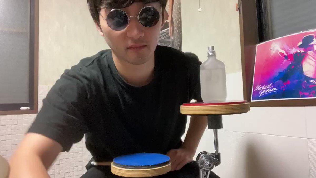 〜毎日OSHIN〜本日の日替わりOSHINby Keisuke#oshin #band #music #おしんじゃなくてオーシンだよ #日替わりメニュー #日替わりoshin #毎日oshin #musicday #香水 #瑛人 #drums #drummer #drumlife #cover #groove #曲にリズムつけてみた #叩いてみた #遊んでみた #歌ってみた