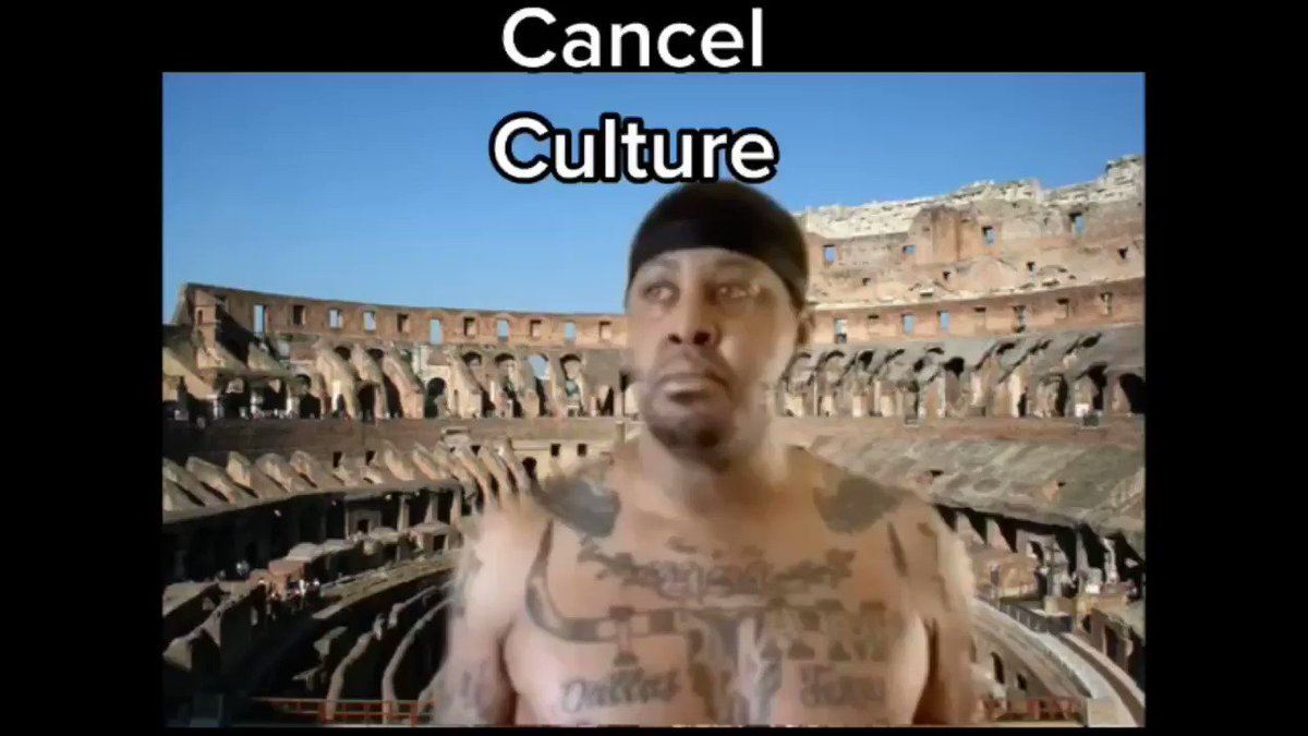 Cancel Culture vs. Celebrities! IG: tatted_teflon #CancelCulture #offensive #celebrities pic.twitter.com/sDyJzkJDGj