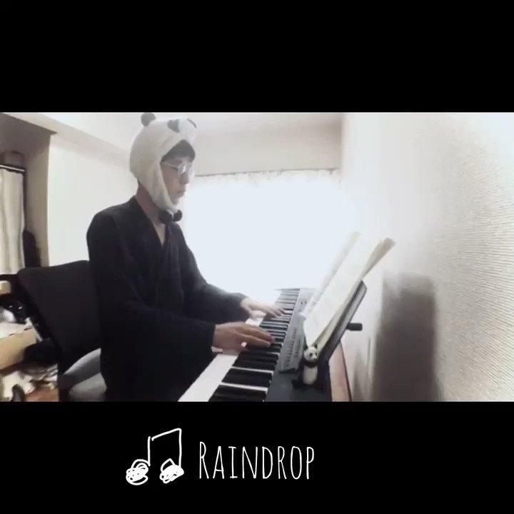雨だれ/ショパン【フルバージョン】---#ピアノ #弾いてみた