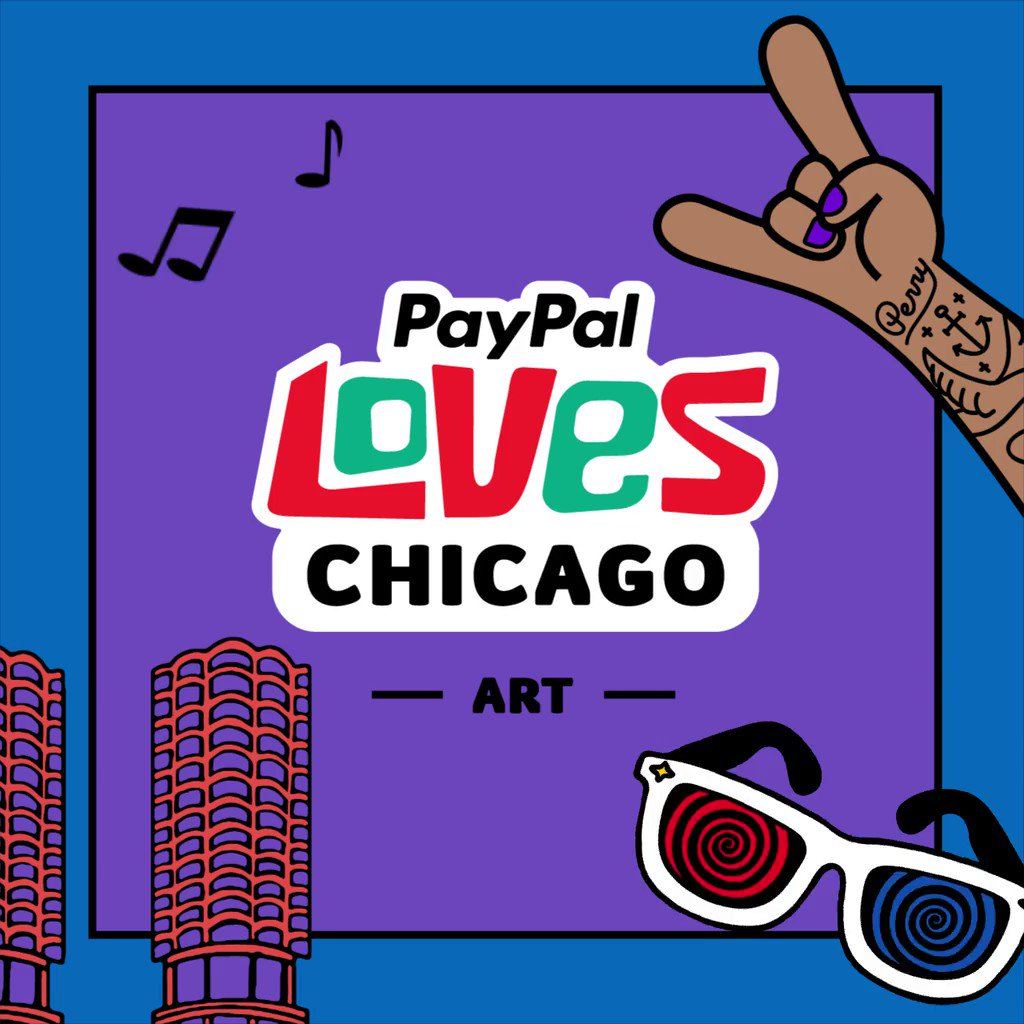 Image for the Tweet beginning: .@Lollapalooza gives artists a major