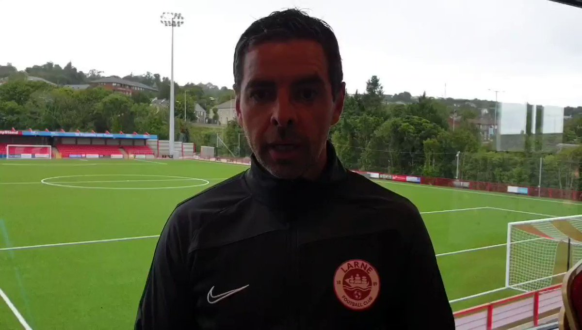 Image for the Tweet beginning: VIDEO: Hear from boss Tiernan