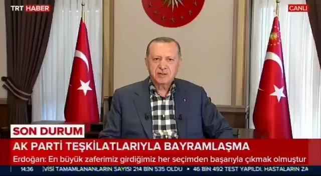 Cumhurbaşkanımız Sn @RTErdogan.. AK Parti bayrağını hep daha yukarıya dikmek için gece gündüz çalışmayı sürdüreceğiz. @mehmetay01