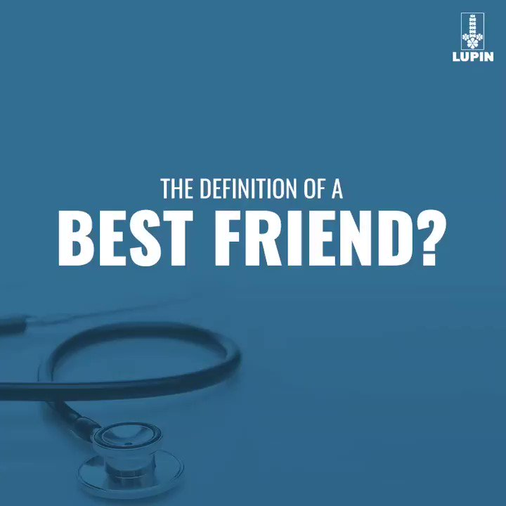 To all the doctors who have been like friends to us, always caring for us and wanting the best for each patient, #LupinIndia wishes you a #HappyFriendshipDay on behalf of all your patients. #HappyFriendshipDay2020 #FriendshipDay #Doctors #Lupin