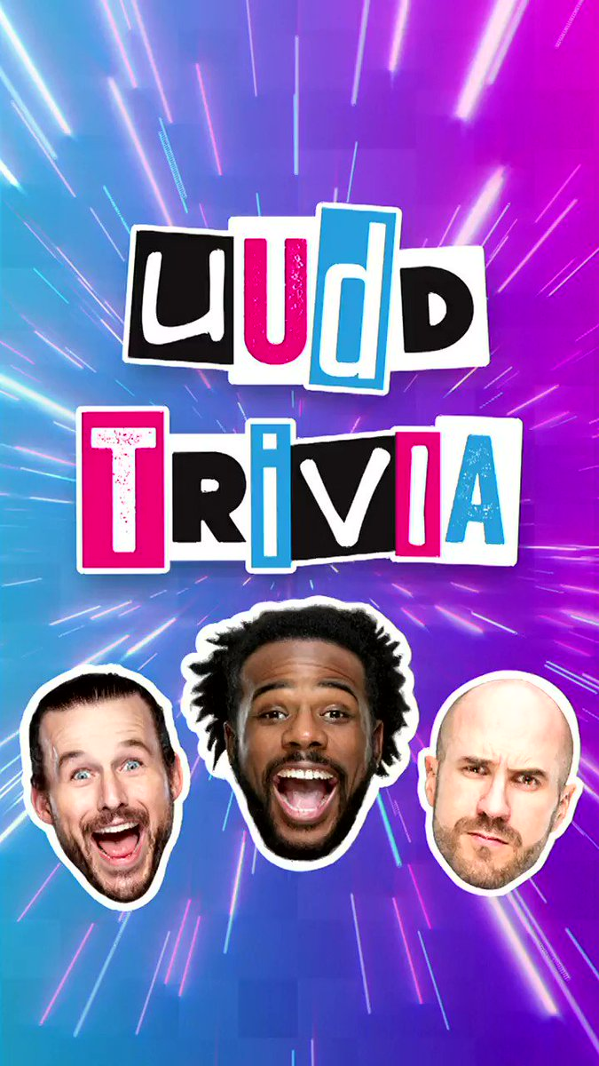 How well do you think you know #UUDD?! 🤔  Let's see how you do at UPUPDOWNDOWN TRIVIA over on our Instagram Story today!! 😄  @XavierWoodsPhD  @AdamColePro  @WWECesaro  @MmmGorgeous https://t.co/936OPVhpkJ