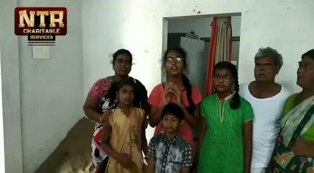 భార్గవి ఎంతో ఇష్టంగా నిర్మించుకొంటున్న ఇల్లు మధ్యలో ఆగిపోయింది.ఆ కుటుంబానికి తోడుగా @tarak9999 అన్న స్పూర్తితో భార్గవి ఆత్మ కి శాంతి కలగాలని కోరుకొంటూ @NTR_Charities తరుపున ఆ ఇంటి నిర్మాణం పూర్తి చేయిస్తాము. రాఖీ పండుగ రోజు చెల్లమ్మకు మేమందరూ ఇచ్చే బహుమతిగా ఆ కుటుంబానికి తోడుగా.