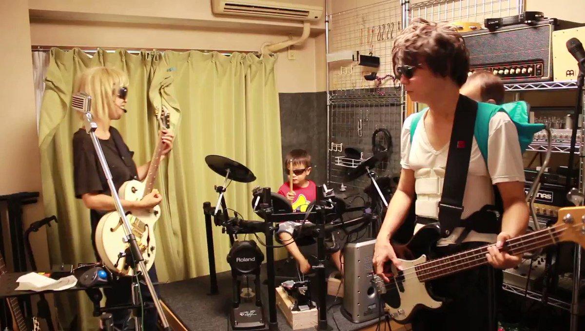 本日のバンド練習、200803_横断歩道の歌#バンド #ボーカル #ギター #ドラム #ベース #歌ってみた #弾いてみた #演奏してみた #叩いてみた #演奏動画 #オリジナル曲