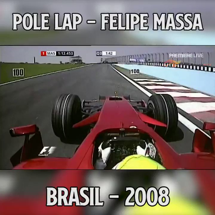 - ESPECIAL QUARENTENA VELOZ #123 -   Acompanhe a volta da pole position de Felipe Massa para o GP do Brasil de 2008.  Inscreva-se: https://t.co/Aybimk0OtM  #F1 #Massa #PoleLap #BrazilGP #GPBrasil https://t.co/TerLD32t2L