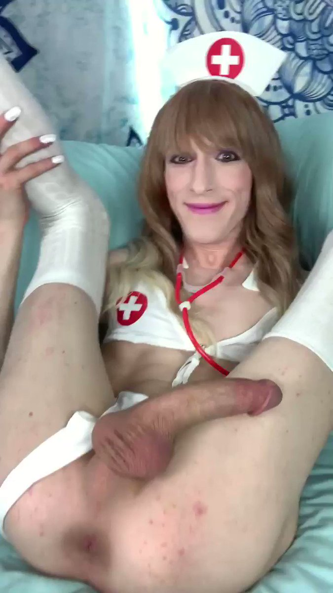 In my hospital your getting fucked as your treatment! It's mandatory!!!