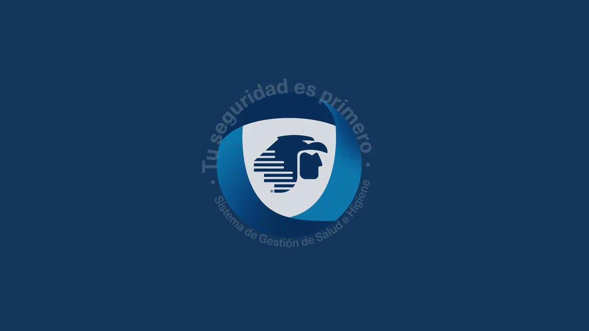 Image for the Tweet beginning: Tu seguridad es nuestra prioridad