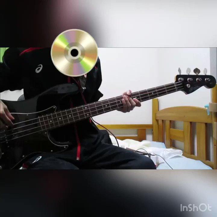 狂乱 Hey Kids!!/THE ORAL CIGARETTES1年前にサークルでコピーしました!弦の縦移動連発でキツイリズム感、、、#ベース#弾いてみた#オーラル