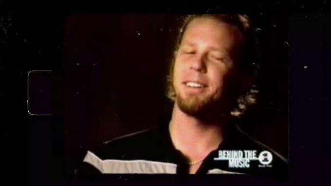 Happy birthday pro amor da minha vida ha 8 anos AKA James Hetfield