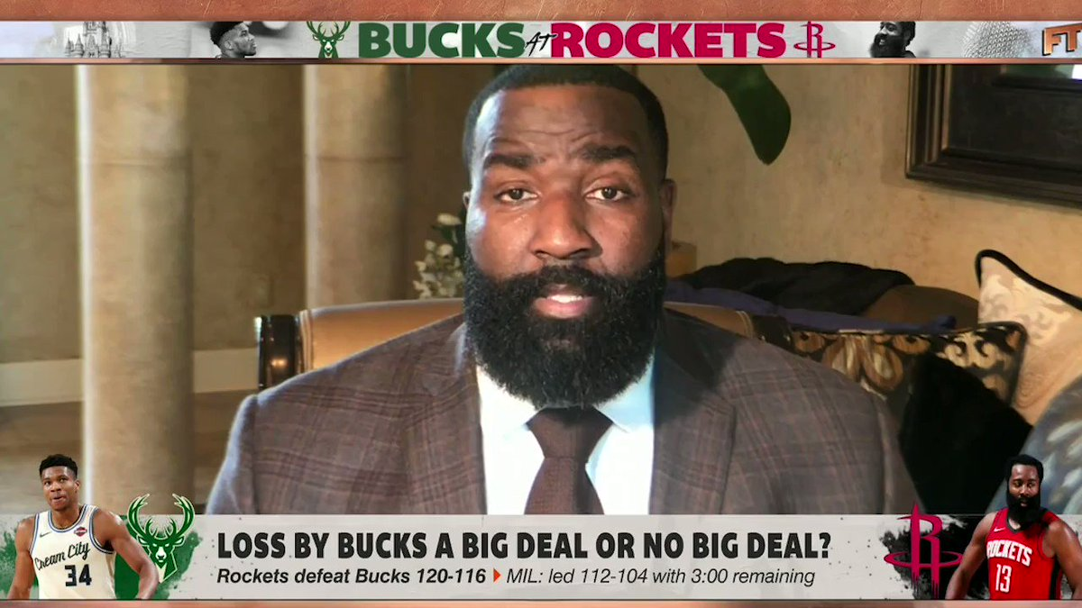 I spoke the Gospel today on First and gave the real about the Bucks and Rockets game last night!!! Carry on.... https://t.co/1ZavUH2cgU