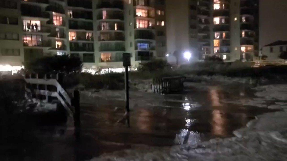 @ParkerBranton's photo on #HurricaneIsaias