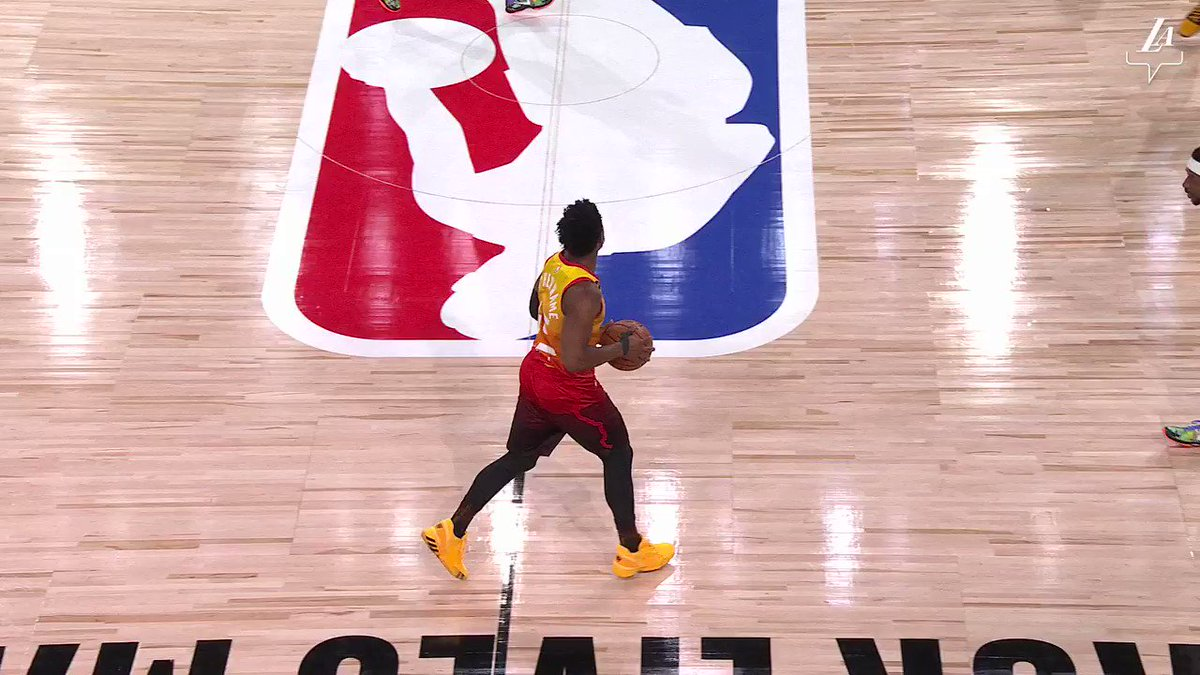 Dropping 42 while being the best defensive player in the game https://t.co/MekClNZgaz