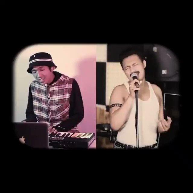 Queen - Love of My Life (cover by @aibmercury x @maulanarofii ) .  #ROVER #nyanyi #karawangvidgram #indovidgram @cloudmusikgram #cloudmusikgram @karawangvidgram @indovidgram #indomusikgram @indomusikgram #cover #like #music #song #opick #cover #lightmusikgram @lightmusikgrampic.twitter.com/sWY8xXZfck