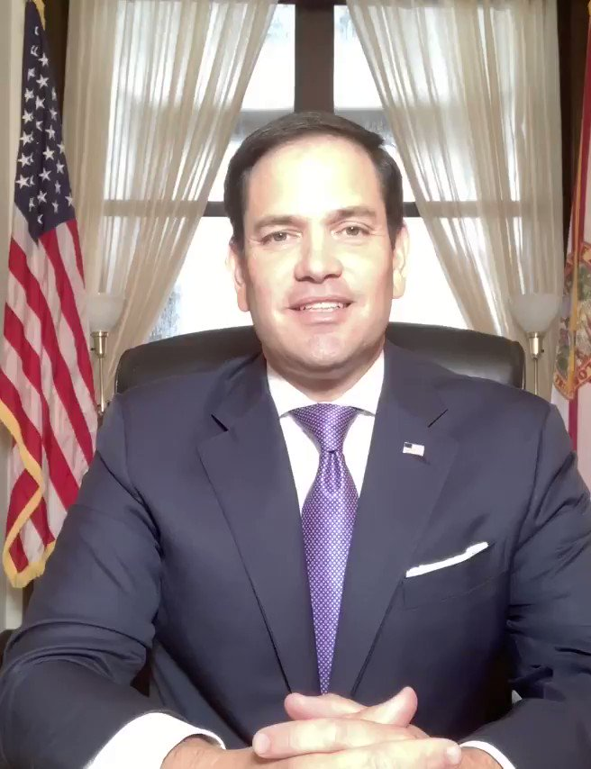 @marcorubio's photo on #TikTok