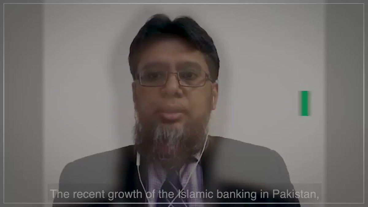 """#WATCH: """"There is very strong demand for interest-free banking, 95 percent of #Pakistan's Muslims want banking without interest,"""" a senior banker at @MeezanBankLtd tells #ArabNewsPK. 