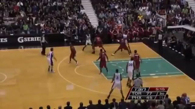 Still one of the weirdest NBA ejections https://t.co/LDlwR8xto7