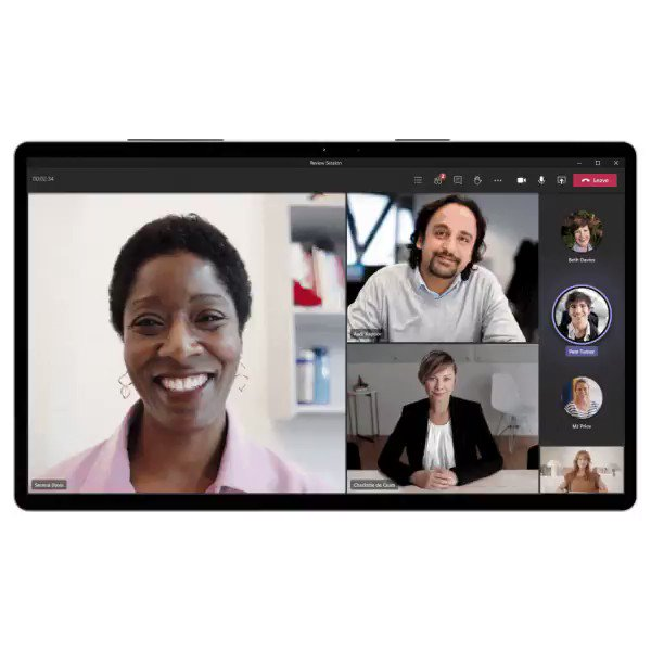 Dynamic view: Use AI technology to optimize your virtual classroom. https://t.co/GlC6jSgAsr
