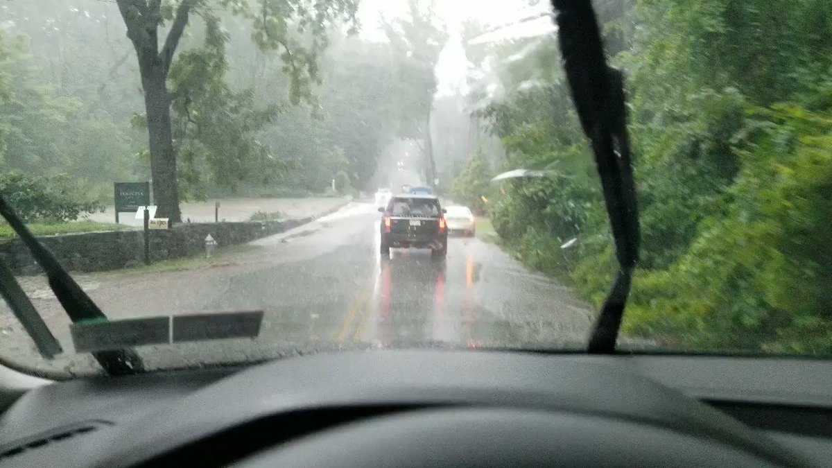 Tropical storm Isaias is wreaking havoc in PA. Be careful out there. #TORNADOWARNING #flooding