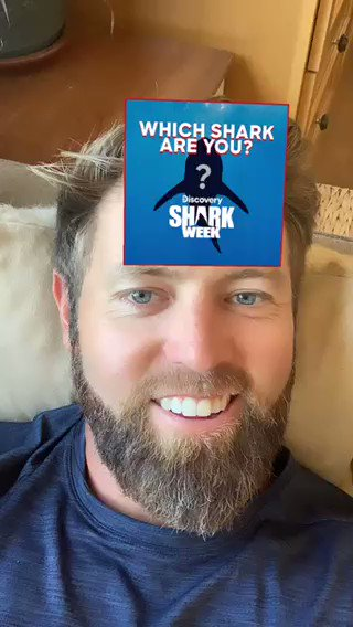 Check out our new #SharkWeek filter available on Instagram, Facebook, and Snapchat! You can find it by heading to @Discovery's Instagram page. https://t.co/pUvEoUy9n5