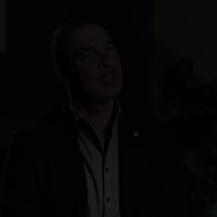 """Talk about it, give attention to it.""  @GullitR explains how racism has affected him – the first video in a series of top stars talking about discrimination.  #NoToRacism https://t.co/cglYGQU6bC"