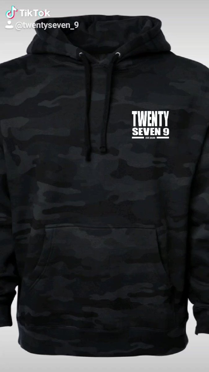 Our new black forest hoodie will be out very soon...  Don't forget to check us out on   Facebook: TwentySeven9 Instagram: Twentyseven9clothing  #snow #surf #skate https://t.co/gagIkdwJ3Z