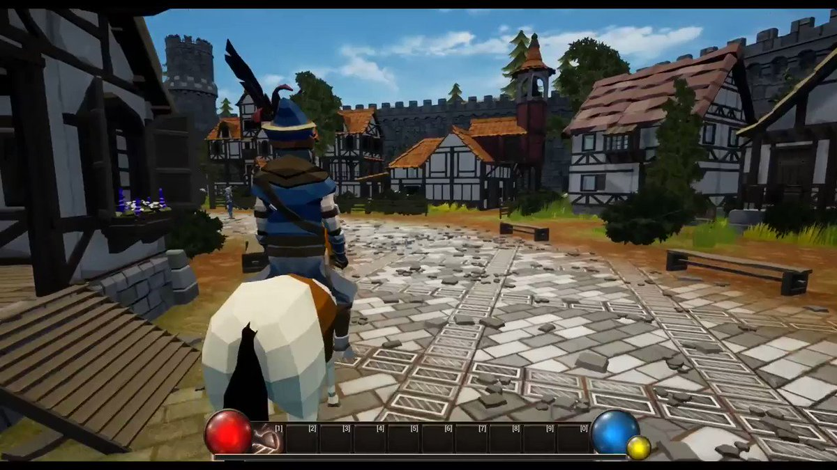 The beautiful city of Woodhurst #indiegame #indiegamedeveloper #indiegamedev #indiegames #indiegaming #indiedeveloper #gamedevelopers #gaming #gamedevelopment #funny #fun #RPG #gamedev #satisfying #meme #MEMES #medieval #indie #games #videogames #videogaming #userinterface #indie https://t.co/HJn9Ld6w6I