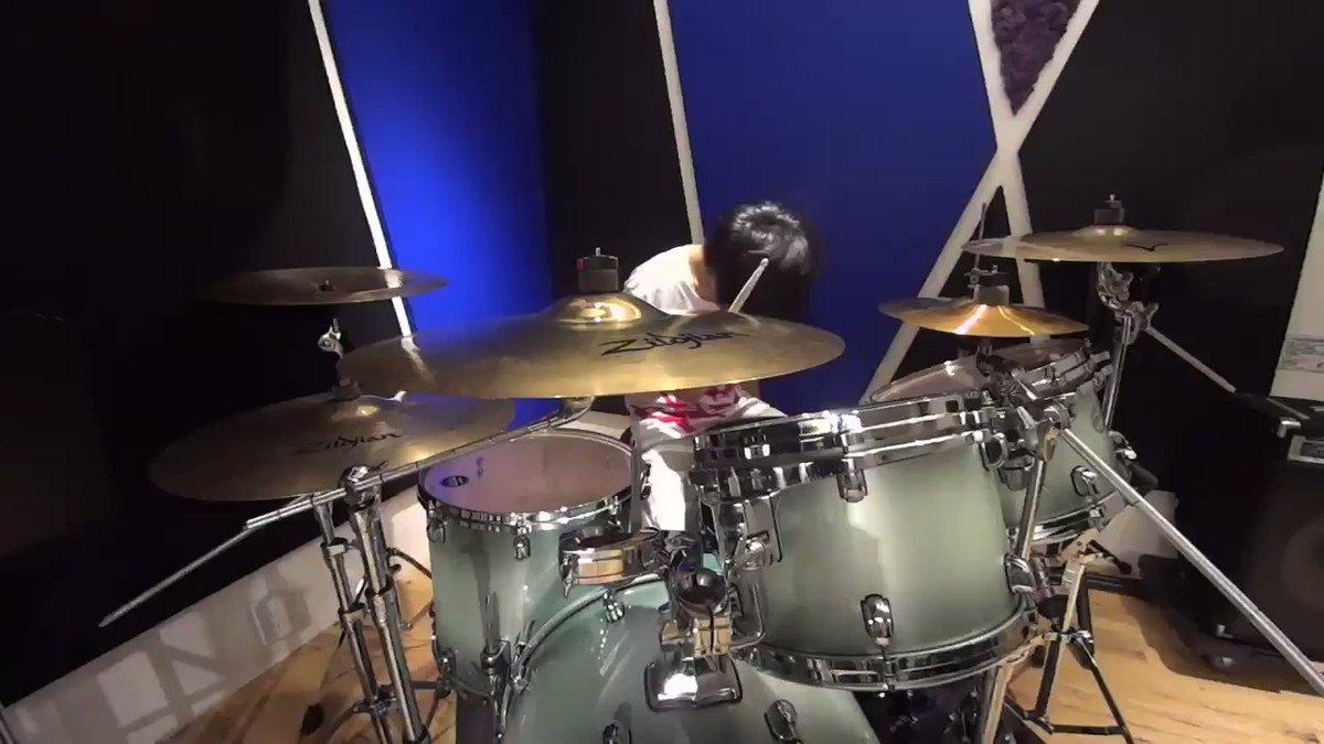 ONE OK ROCK:C.h.a.o.s.m.y.t.h.感情込めて叩いてみました!やっぱりバラードは音の強弱とリズムが思った以上に難しい…#ドラム#感情ドラマー#感情MAX#ドラムセット#TAMA#スティック#Wincent#ONEOKROCK#oneokrock