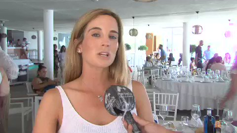 Image for the Tweet beginning: Las golfistas marbellíes @NoemiJimenezMar y