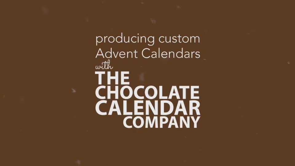 We can fill your company #adventcalendar with #bespoke chocolates in the shape of your #logo! See the chocolate mould in the video? We can create them using your logo rather than standard festive shapes! Upgrade your #brand's 2020 advent calendar today https://bit.ly/3frWlpz pic.twitter.com/UjYk3fWmBz