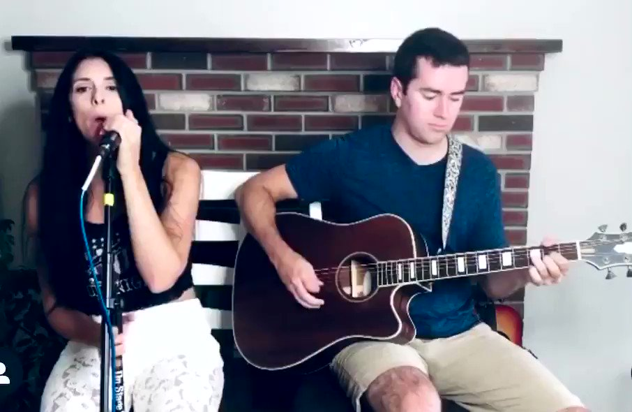 "Spreading the love this Wednesday with a video of studio vocal coach, Whitney Doucet performing Carrie Underwood's ""Love Wins""   #carrieunderwood #lovewins #carrieunderwoodlovewins #carrieunderwoodcover #countrymusic #countrysinger #livemusic #singer #guitar #acousticpic.twitter.com/kbndXLPAGF"