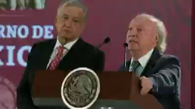 Image for the Tweet beginning: 🔴 #VictorManuelToledo, titular de @SEMARNAT_mx