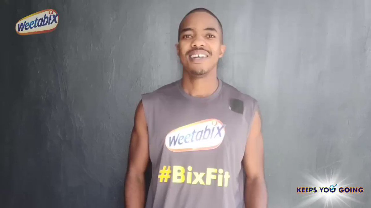 On today's #BixFit Home Workout series series, Coach @itshunja shows you how to achieve this from the comfort of your home. Remember consistency and discipline delivers results, so make #Bixfit  your lifestyle .  #Bixfit also on Youtube https://t.co/cvB8jgs3ry https://t.co/otSEb1HWug