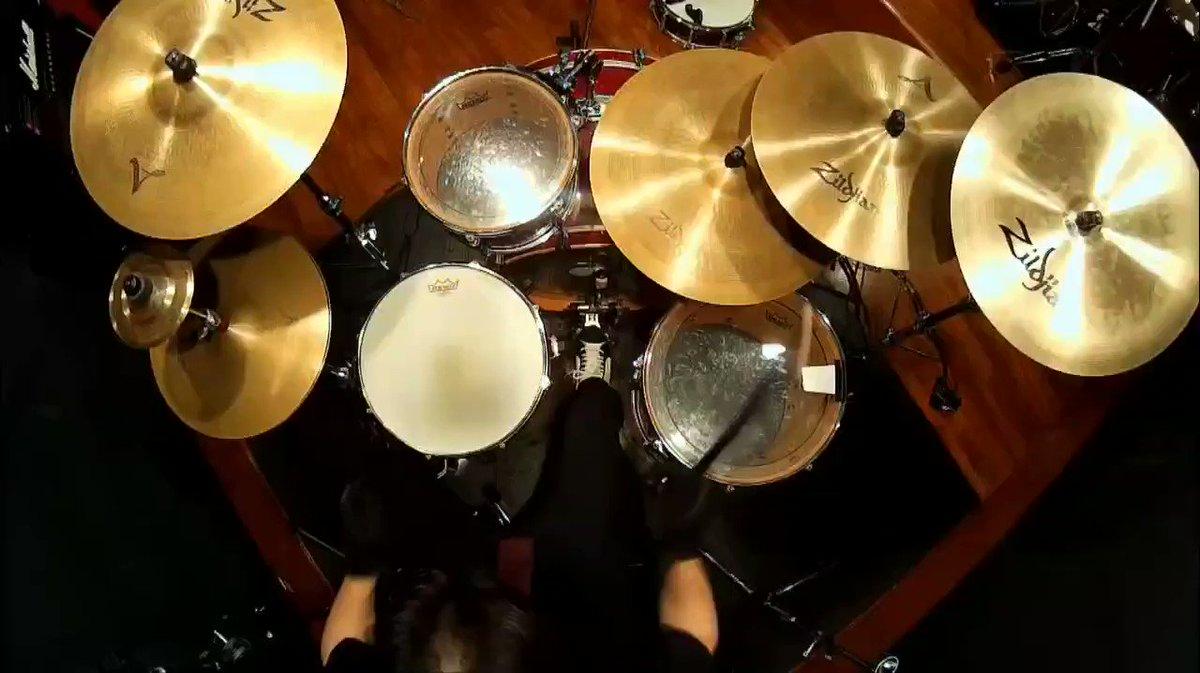 TUBEの「夏よお願い」のドラムを演奏いたしました◎最近は減ったけど 女心を歌うTUBEの曲も好きやなあ#TUBE#夏よお願い#RyoSuke#叩いてみた#drumcover@TUBE__Official@HaruhataMichiya