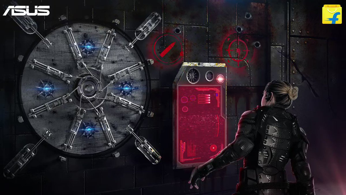 We're in the endgame! We've received intel that scientists had been developing the weapon in a facility that exists behind a vault, at the end of the tunnel. Solve the riddle to acquire the key & a chance to win the #ROGPhone3. @Flipkart T&C https://t.co/qqlgrwmrtL #CrackTheCode https://t.co/ri5X9L59S2
