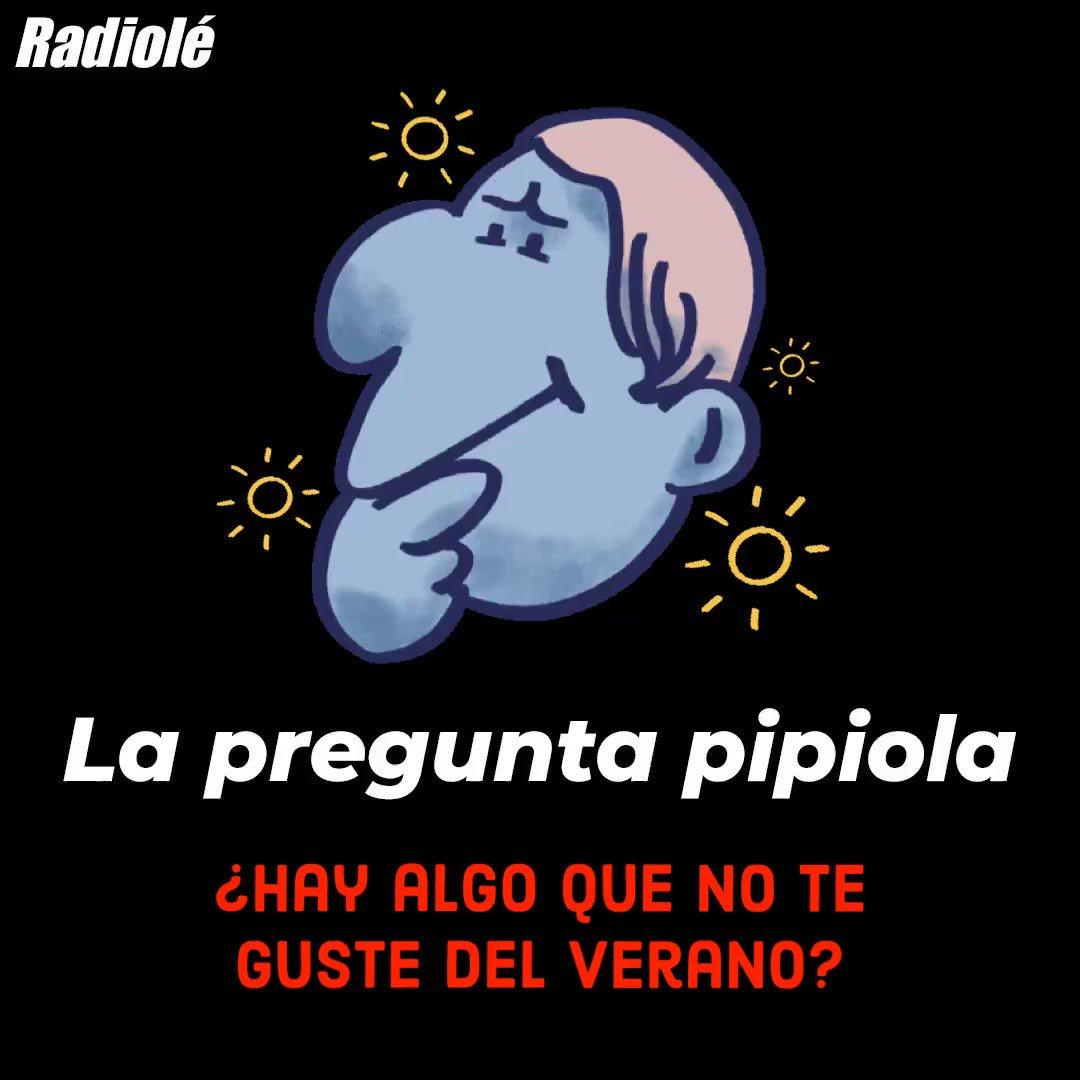 Image for the Tweet beginning: PREGUNTA PIPIOLA 💖¿Hay algo que