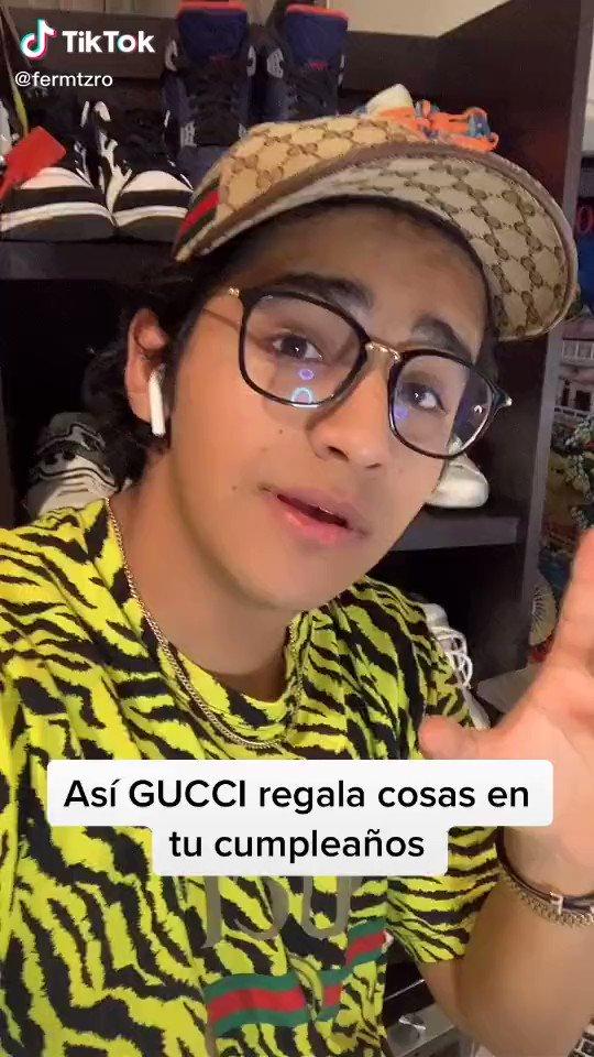 "RT @DieAlfaro: ""Les voy a enseñar toda mi colección Gucci de miles de pesos para presumirles...UN PUTO CALZADOR""   https://t.co/2ZTlFERFLR"
