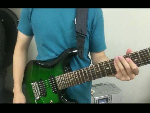 Youtubeチャンネルに追加動画UPしました!『GOLF』ISAO7弦ギター/変拍子/弾いてみた(guitar cover)樋口征宏,Masahiro HiguchiロングバージョンはYoutubeで!↓#弾いてみた