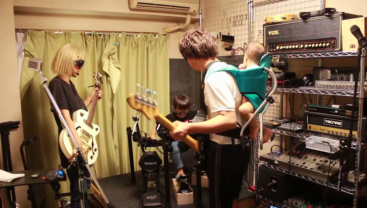 本日のバンド練習、200807_Jingle Bells(Dキー2カポ)#バンド #ボーカル #ギター #ドラム #ベース #歌ってみた #弾いてみた #演奏してみた #叩いてみた #演奏動画 #フェニックスカポ