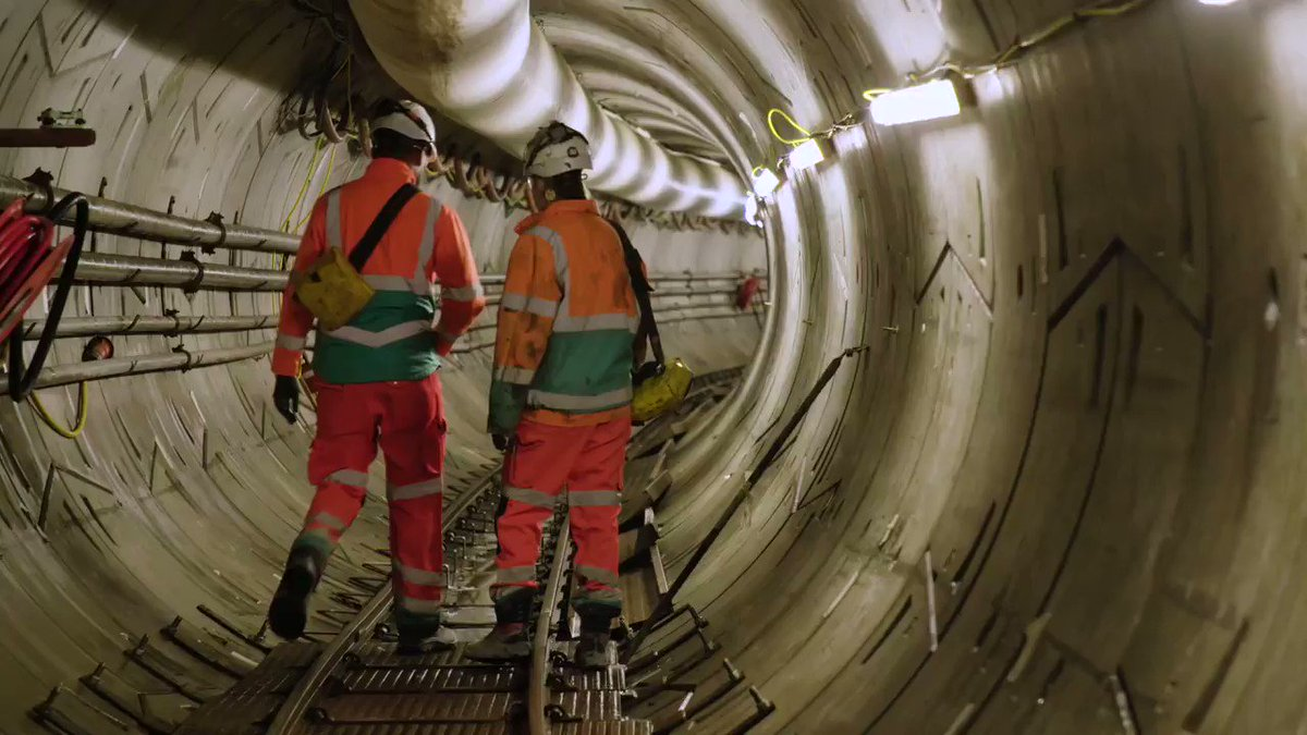 Relive massive milestones in July from Tunnel Boring Machine Charlotte's breakthrough and…