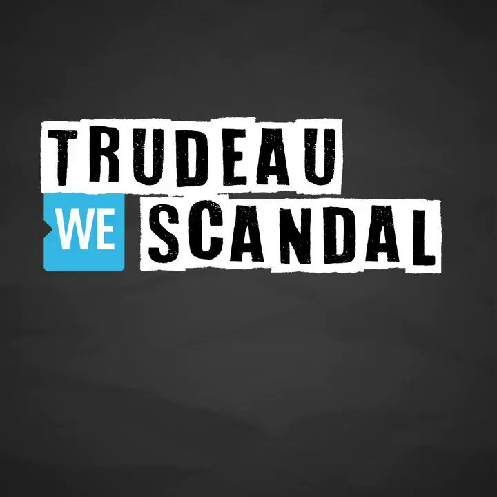 Check out this video 👀 The Trudeau Liberals and WE have been scratching each others backs for years. Enough is enough. trudeauwescandal.ca