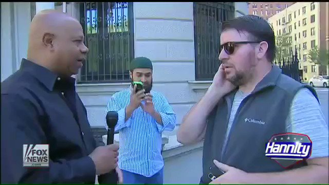 Muslims say sharia law should supersede the U.S. Constitution in NYC street interviews Percentage of unequivocal nos without no but or taqiyya explanation is telling 💥 Watch 👇