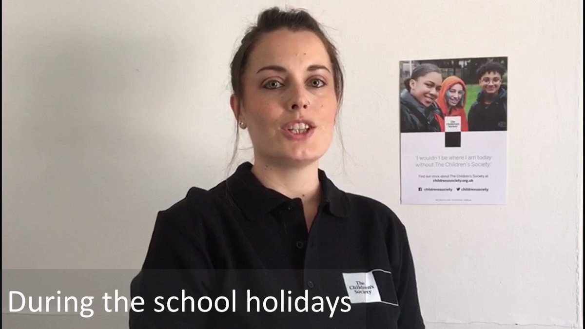 As the school holidays continue Jess Meale @childrensociety prays for people who don't have somewhere safe to play or enough food to eat. #EverydayPrayer https://t.co/R8Pto1ApZ6