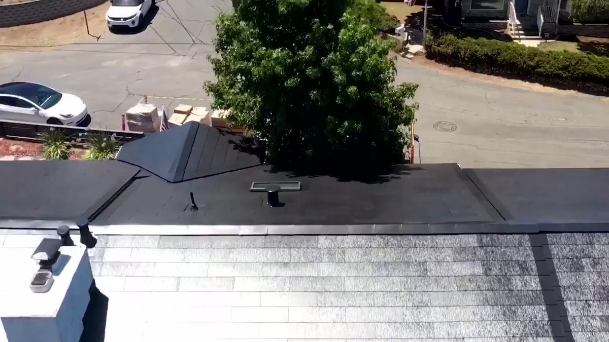 Live roof > Dead roof