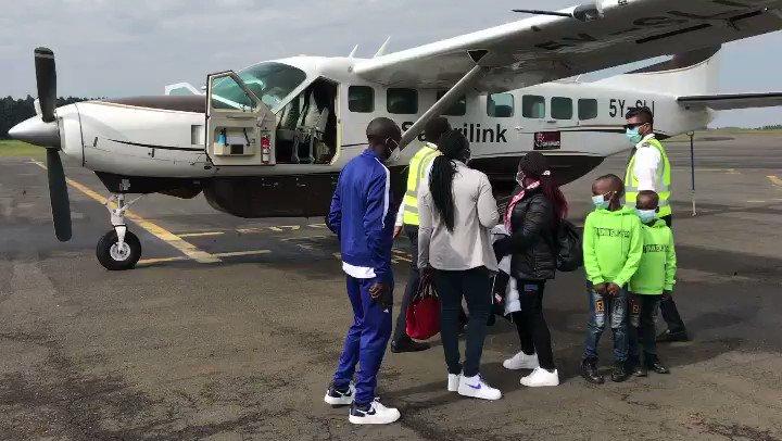 The legend @kipchogeeliud Eliud Kipchoge is coming to Masai Mara with @flysafarilink . #flysafarilink #safarilink #tembeakenya #EliudAtTheMara https://t.co/Ol4mUITcvw