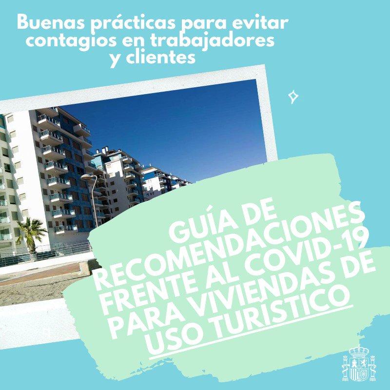 Twitter La Moncloa. Por una actividad turística con las máx...: abre ventana nueva